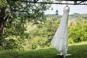 Matrimonio intimo nelle marche
